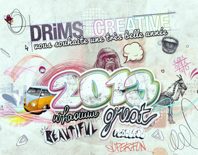 Drims CREATIVE 2013 Wishes