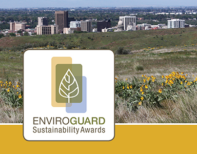EnviroGuard Sustainability Awards Rebrand