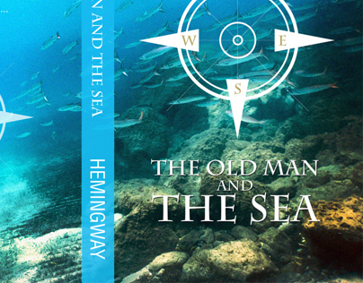 The Old Man & The Sea - Book Cover Designs
