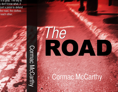 The Road Book Cover Designs