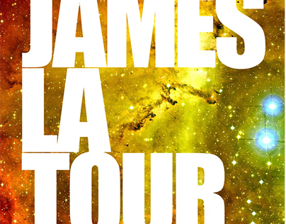 James La Tour business card