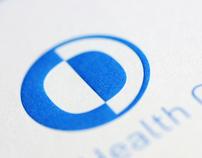 OsteoHealth Clinic | Brand identity