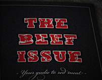 The Beef Issue