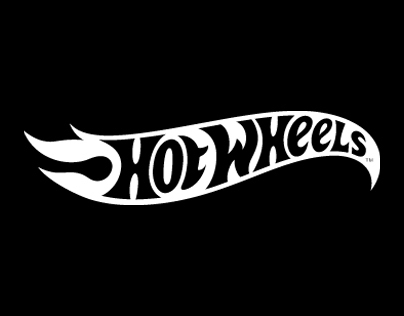 Hot Wheels - Design and Branding