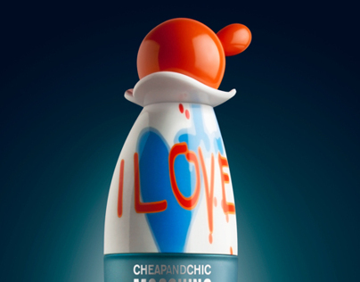Moschino Bottle