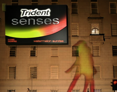 TVC for Trident Senses