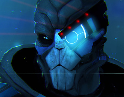 MASS EFFECT Fan Artwork