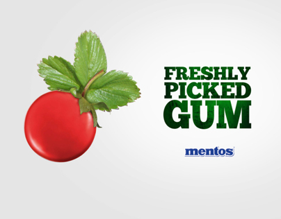 Mentos Billboard Ad