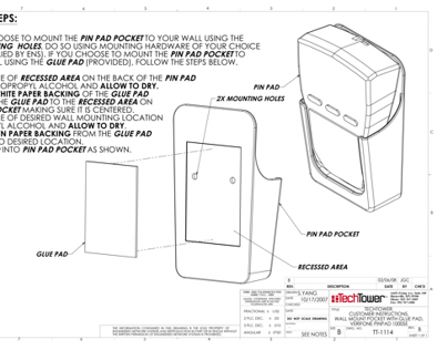 ENS Assembly Instructions Re-Design