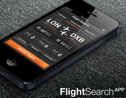 Flight Search App - Airwala