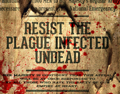 Resist the Plague Infected Undead