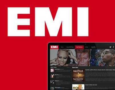 EMI Music Concept