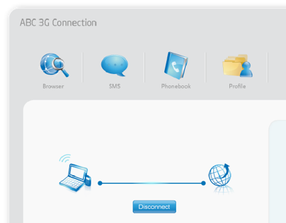 3G Connection Manager