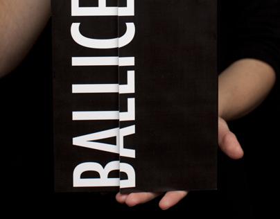 Balliceaux Menu