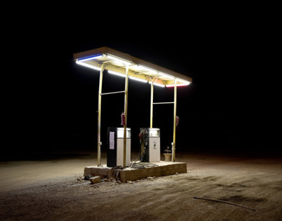 Personal Photography - 'Substations'