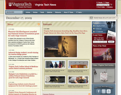 Virginia Tech News