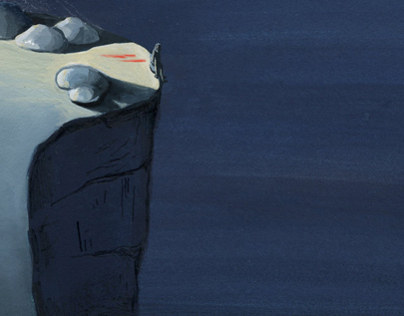 Book Illustration - Brave New World