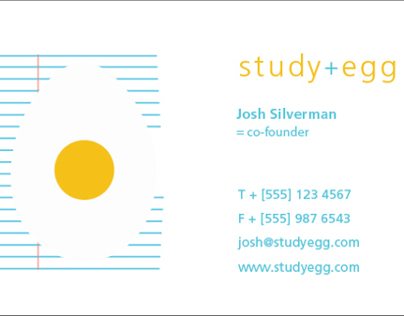 StudyEgg Stationary Design