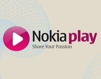 Nokia Play 1th Prize Interactive Key Awards 2010