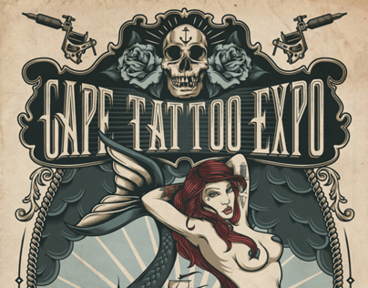 Cape Tattoo Expo 2013