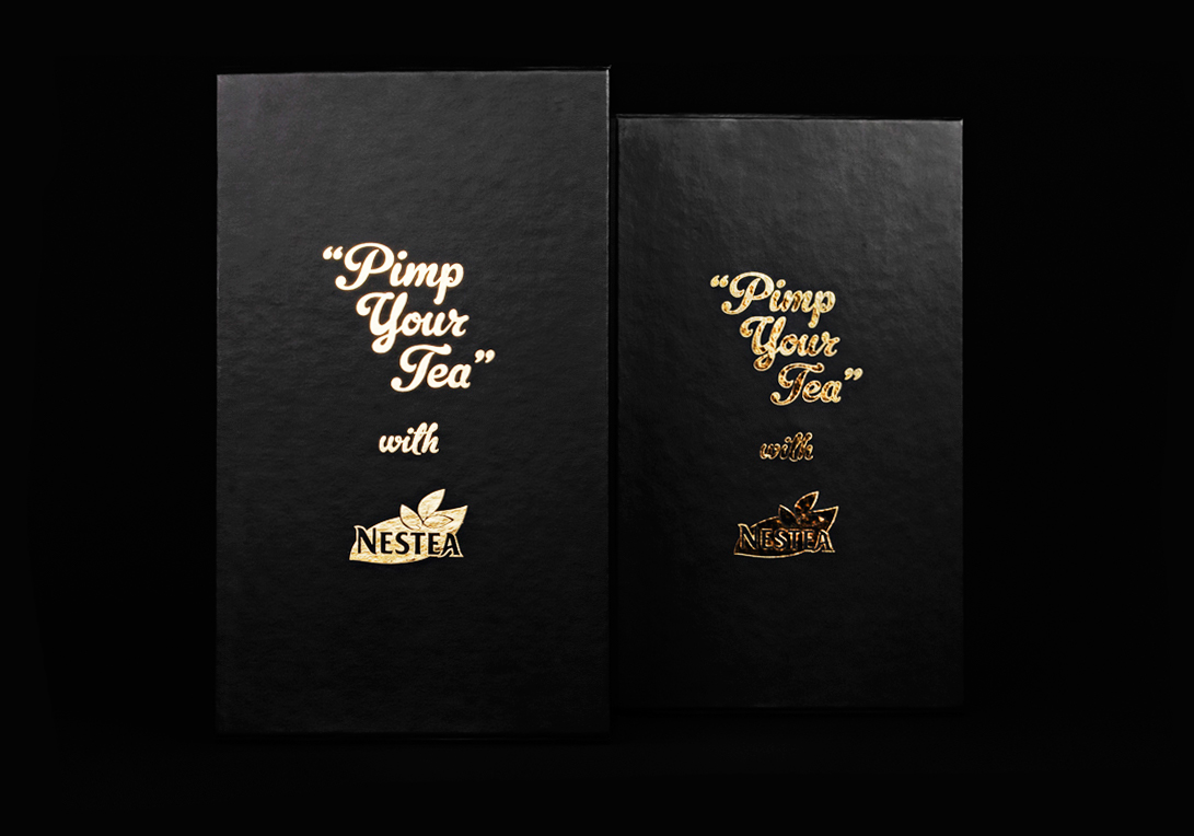 Pimp Your Tea / Packaging