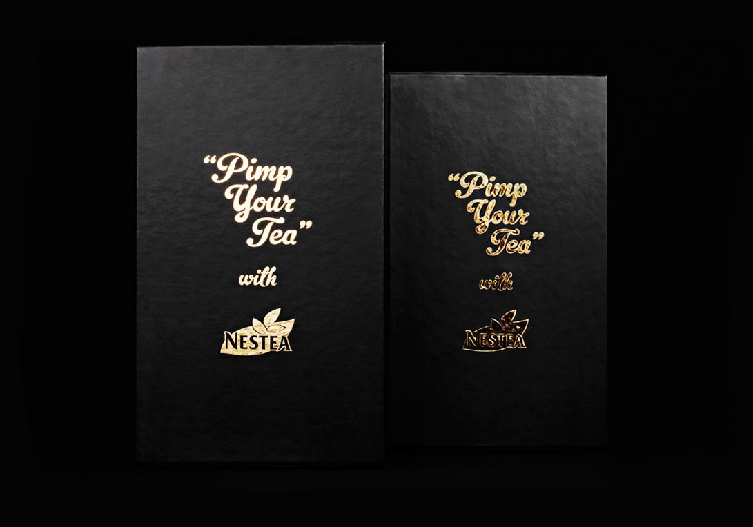 Pimp Your Tea / Packaging