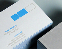 DMWORKROOM | Business cards