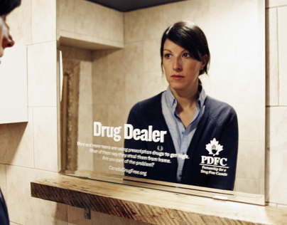 Drug Dealer: Partnership for a Drug Free Canada
