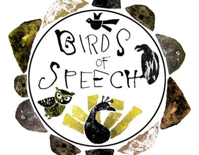 CD cover Birds of Speech
