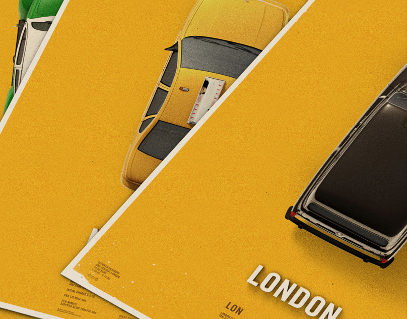 Citycab poster