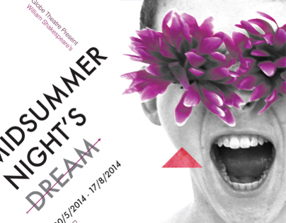 A Midsummer Night's Dream - Poster Design