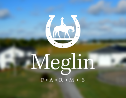 Meglin Farms Identity