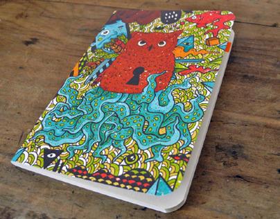 SchizziBooks Papelaria 2012