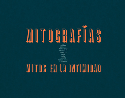_MITOGRAFÍAS_Photography Exhibition