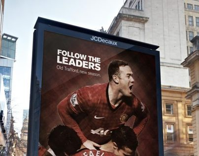 Follow the leaders - Manchester United