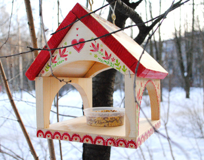 cafe for birds