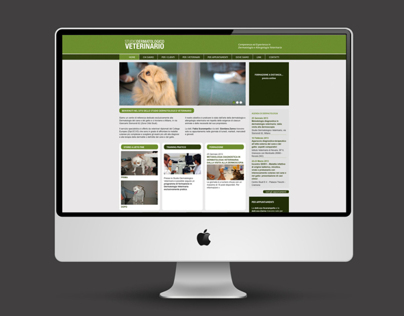 Studio Dermatologico Veterinario Website