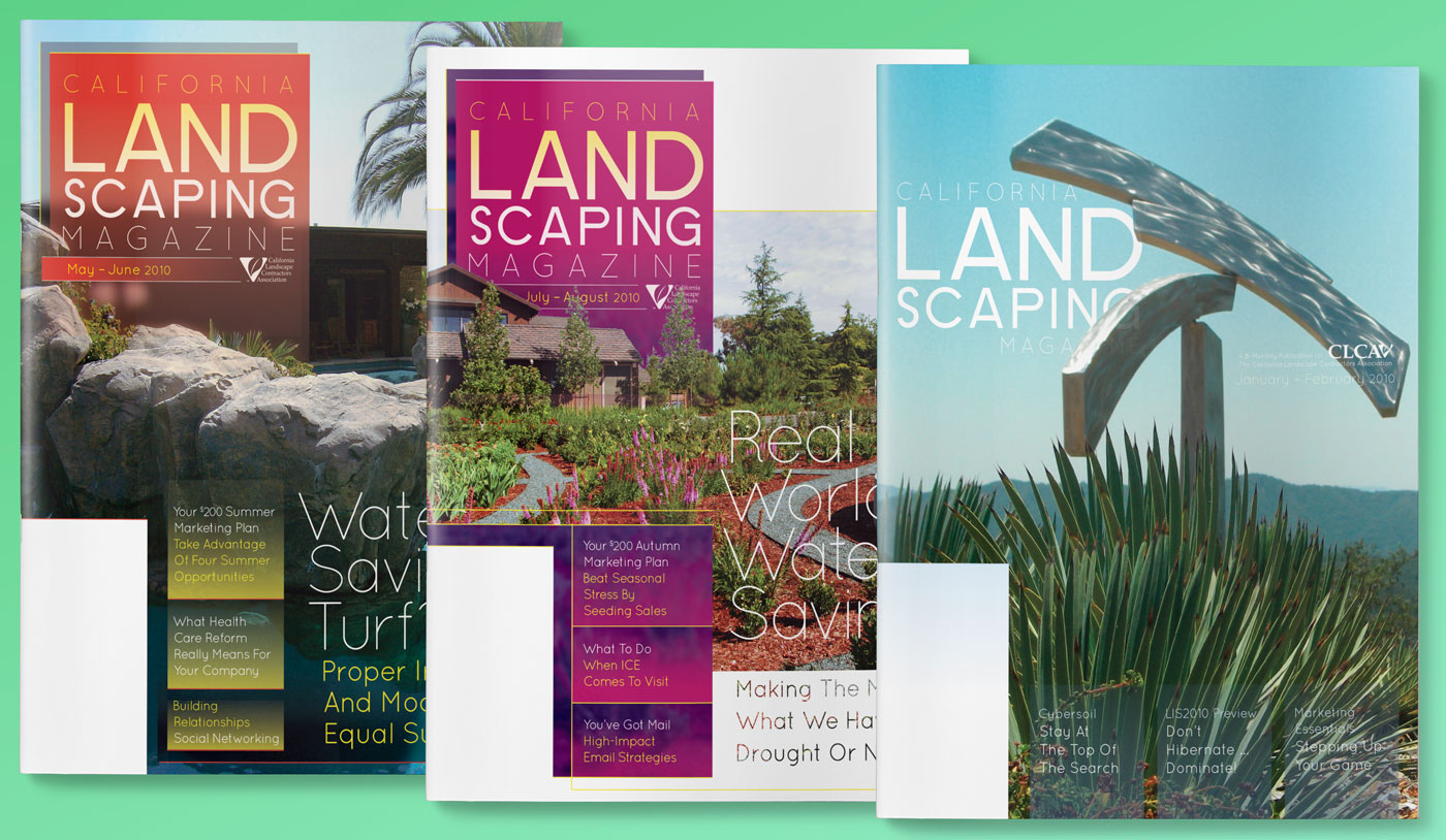 California Landscaping Magazine
