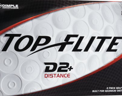 TopFlite Golf Ball Packaging