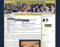 OConnor Panthers Athletic Booster Club Site