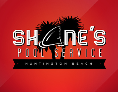 Shanes Pool Service - Branding / Website / Car Wrap
