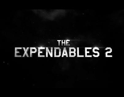 The Expendables 2 (MAIN ON END)