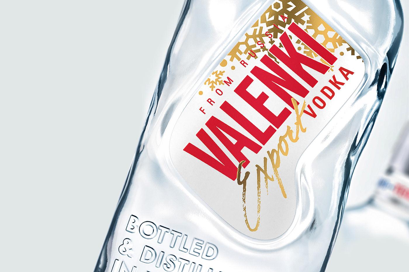 Valenki Vodka