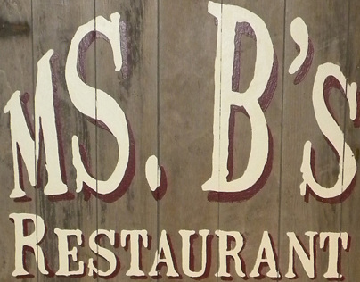 Ms. Bs Restaurant & Bakery