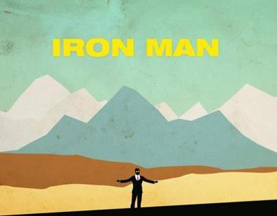 Iron Man Illustrations