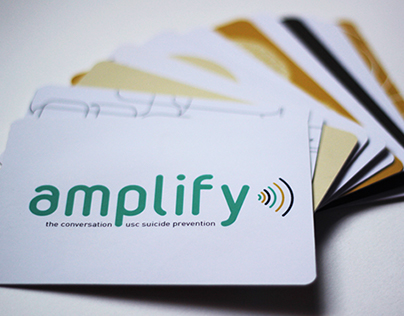 Amplify Suicide Prevention Campaign