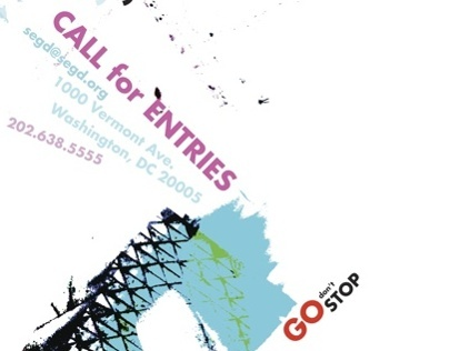 SEGD Call for Entries Poster