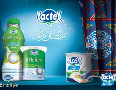 Lactel Campaign (Ramadan 2012)