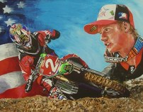 Ryan Villopoto 2007 MX of Nations Budds Creek USA