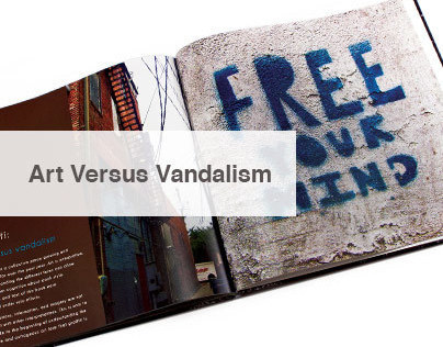 Graffiti: Art vs Vandalism
